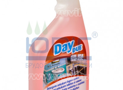 Средство для сантехники Kiter DAY DUE 750 мл фото