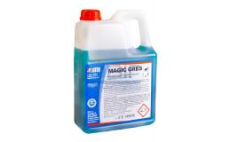 Обезжиривающее средство для пола MAGIC GRES 3 л Kiter фото