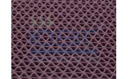 Антискользящее покрытие для улицы, цвет коричневый, пог.м. фото