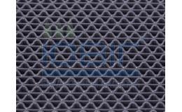 Грязезащитное противоскользящее покрытие, цвет черный, пог.м. фото