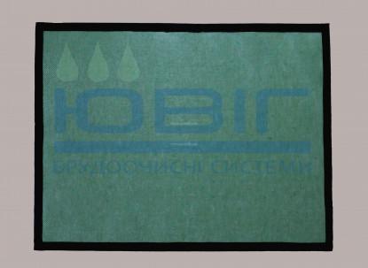 Антисептический коврик 100х100х3 см фото