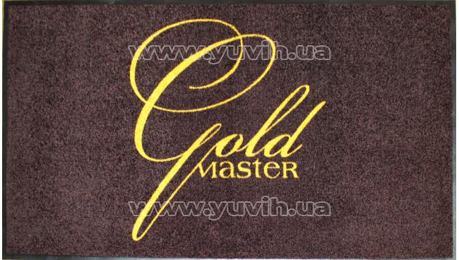 Коврики с логотипом, изготовленные фото