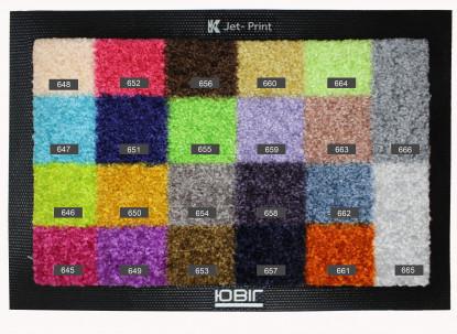 Изготовление ковриков с логотипом Jet-Print™ кв.м. фото