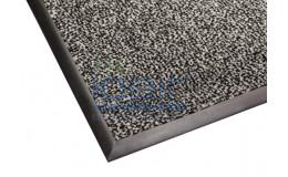 Придверный коврик Париж серый 90х60см. фото
