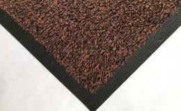Коврик придверный 115х200 см, цвет кедр  фото
