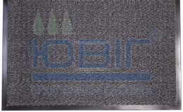 Придверный коврик ЛЕЙЛА серый шт. фото