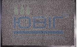 Придверный коврик ПАРИЖ серый 90х60 см. фото