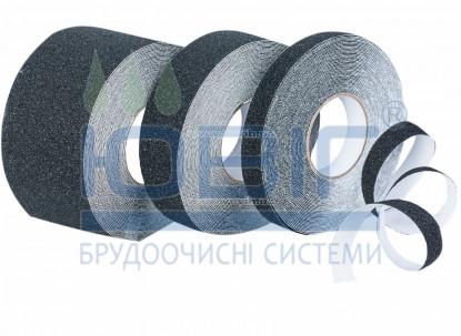 Антискользящая лента Heskins Грубая зернистость Черная пог. м. фото