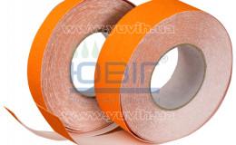 Антискользящая лента стандартная зернистость, оранжевая, пог. м. фото