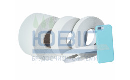 Антискользящая лента прозрачная стандартная зернистость Safety-Grip Heskins, рулон 18,3 п.м. фото