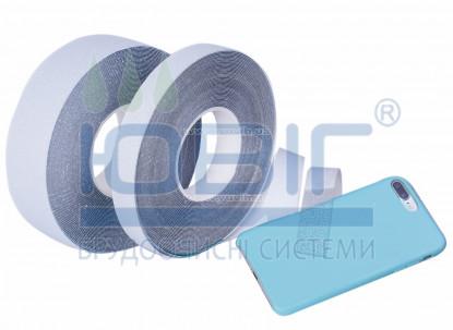 Противоскользящая лента упругая Heskins прозрачная п. м. фото