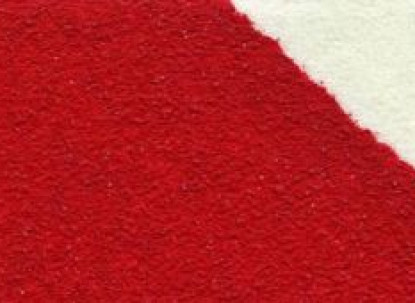 Антискользящая лента, красно-белая, стандартная зернистость, рулон 18.3 м. фото