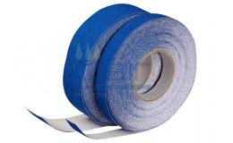 Морская противоскользящая лента Heskins синяя, Рулон 18,3 п.м. фото
