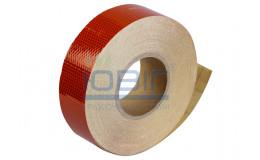 Светоотражающая лента красная H6602 Heskins п.м. фото