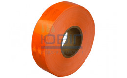 Светоотражающая лента оранжевая H6612 Heskins п.м. фото