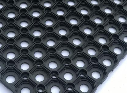 Резиновый коврик СОТА 100х150х1.6 см фото