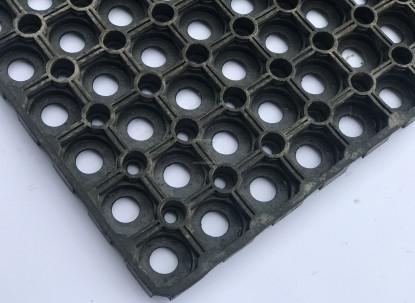 Резиновый коврик СОТА 100х200х2,2 см фото