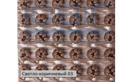 Щетинистое грязезащитное покрытие пог.м.  фото